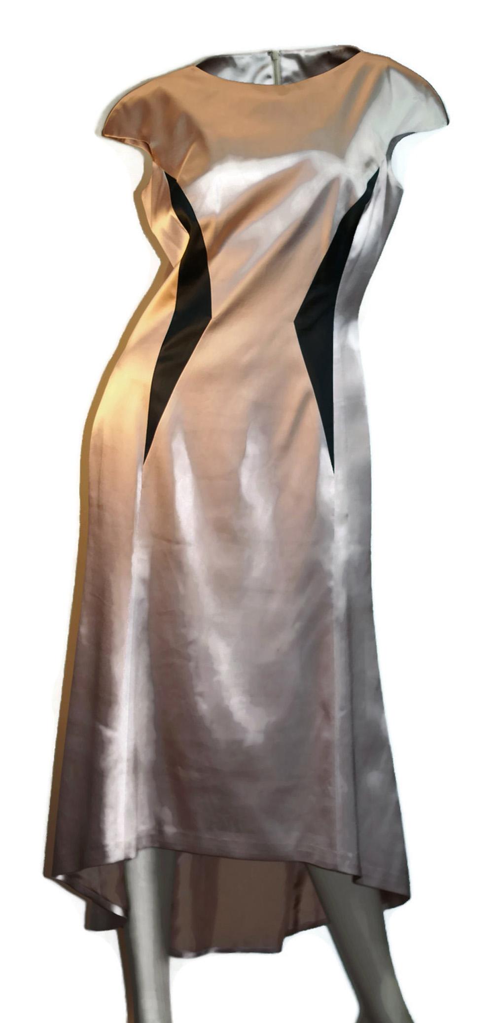 hi-low-geo-cap-sleeve-beige-front.jpg